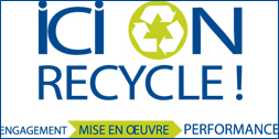 ici on recycle - Mise en oeuvre